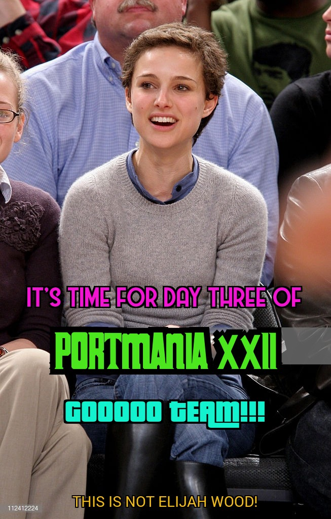 For Everyone a PORTMANIA!