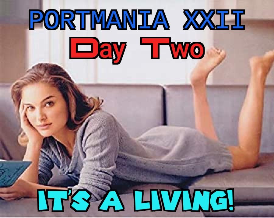 PORTMANIA Runs Deep