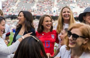Natalie part of an ownership group for a new NWSL team in LA