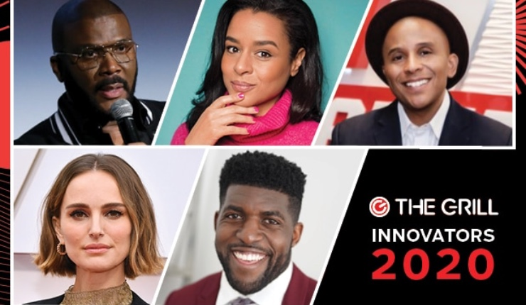 The Grill: The Wrap's 2020 Innovators List