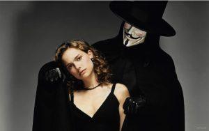 'V for Vendetta' 4K Trailer