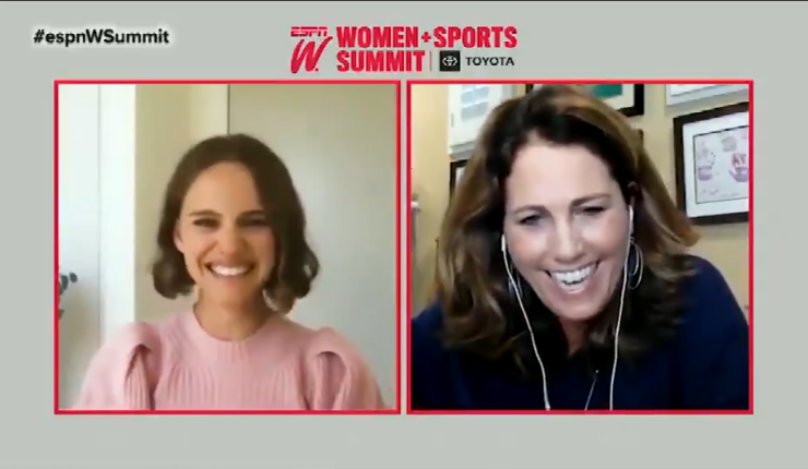 ESPN Women+Sports Summit: Laughter Permitted