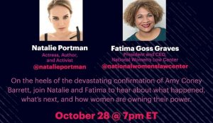 In Conversation With Fatima Goss Graves