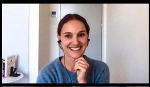 Natalie on the Armchair Expert Podcast
