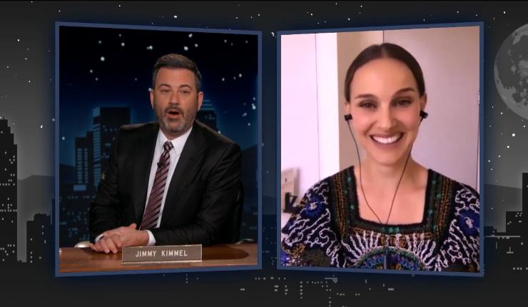 'Jimmy Kimmel Show' Appearance