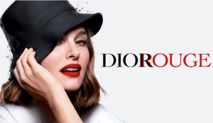 Dior Beauty Campaign Launched…. and Natalie returning to Instagram?