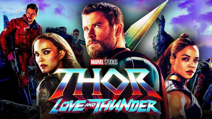 Thor, Love and Thunder Delayed Again