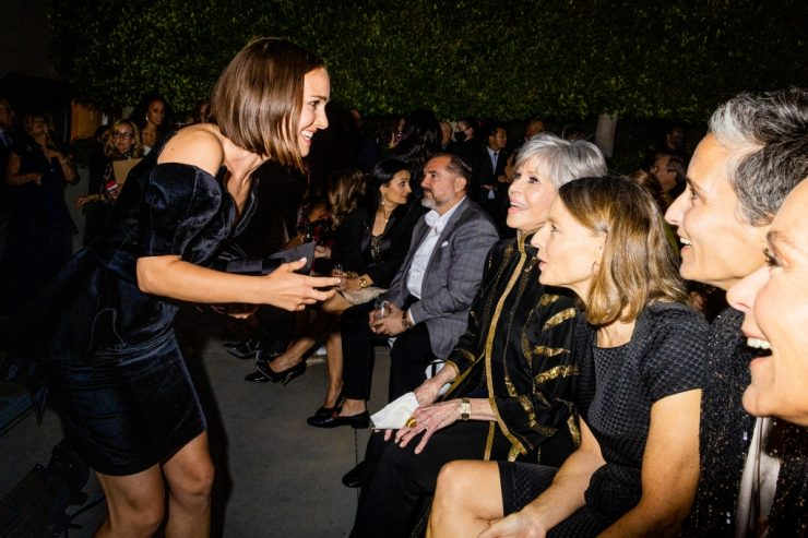 L.A. Dance Project Gala: Behind the Scenes Photos